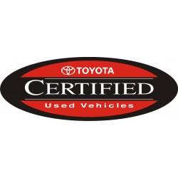 Sticker Toyota 2 - Taille au choix