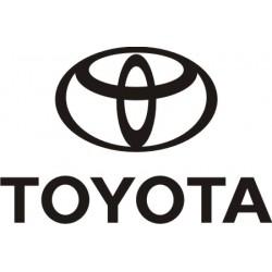 Sticker Toyota 5 - Taille et Coloris au choix