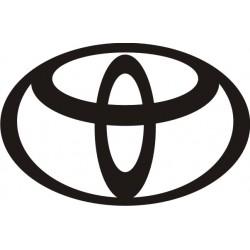 Sticker Toyota 6 - Taille et Coloris au choix