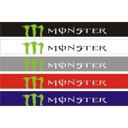 Bandeau pare soleil Monster Energy 2