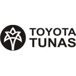 Autocollant Toyota Tunas - Taille et Coloris au choix