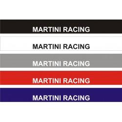 Bandeau pare soleil Martini Racing 2
