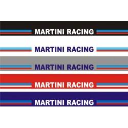 Bandeau pare soleil Martini Racing 3