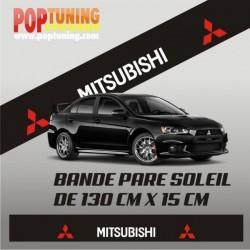 Bandeau pare soleil Mitsubishi 8