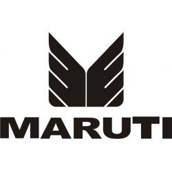 Sticker Maruti - Taille et Coloris au choix
