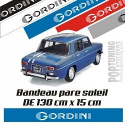 Bandeau pare soleil Renault Gordini 3