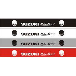 Bandeau pare soleil Suzuki Motorsport 1 - 130 cm x 15 cm