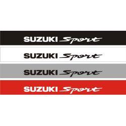Bandeau pare soleil Suzuki Sport 2 - 130 cm x 15 cm
