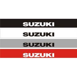 Bandeau pare soleil Suzuki 4 - 130 cm x 15 cm