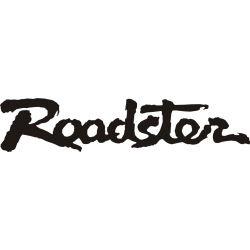 Sticker Mazda Roadster - Taille et Coloris au choix