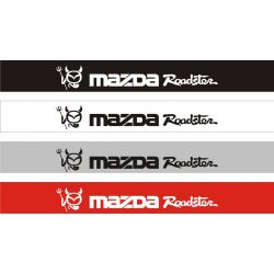 Bandeau pare soleil Mazda Roadster - 130 cm x 15 cm