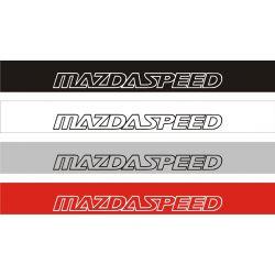 Bandeau pare soleil Mazda Max Speed - 130 cm x 15 cm