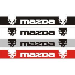 Bandeau pare soleil Mazda 1 - 130 cm x 15 cm