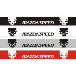 Bandeau pare soleil Mazda Speed - 130 cm x 15 cm