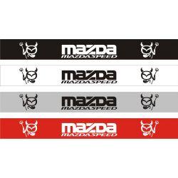 Bandeau pare soleil Mazda 2 - 130 cm x 15 cm