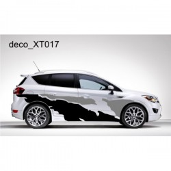 Kit déco Rallye Tuning Racing - deco_XT017