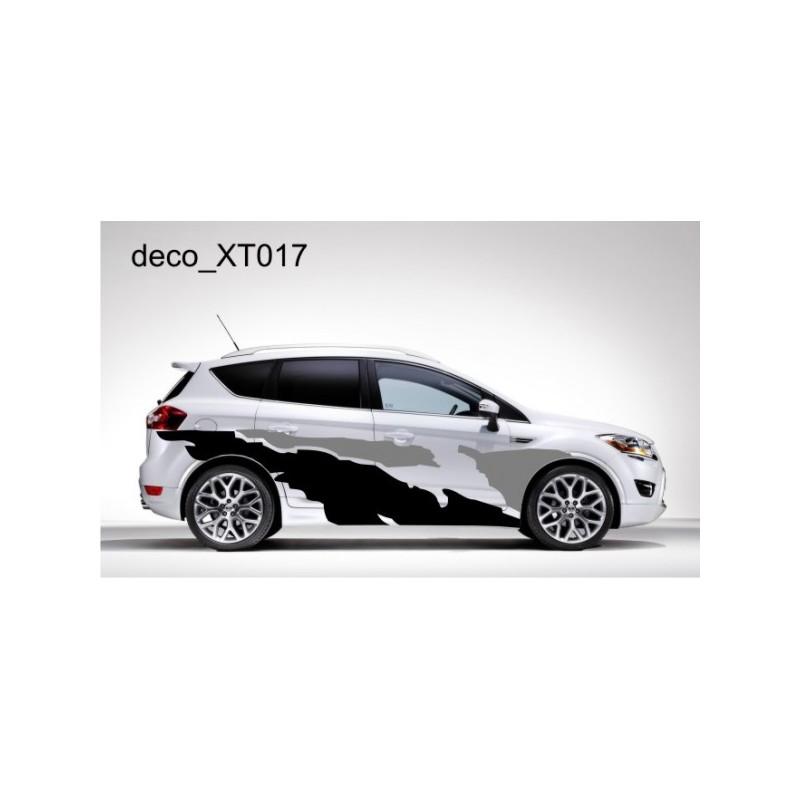 Kit déco Rallye Tuning Racing - deco_XT017