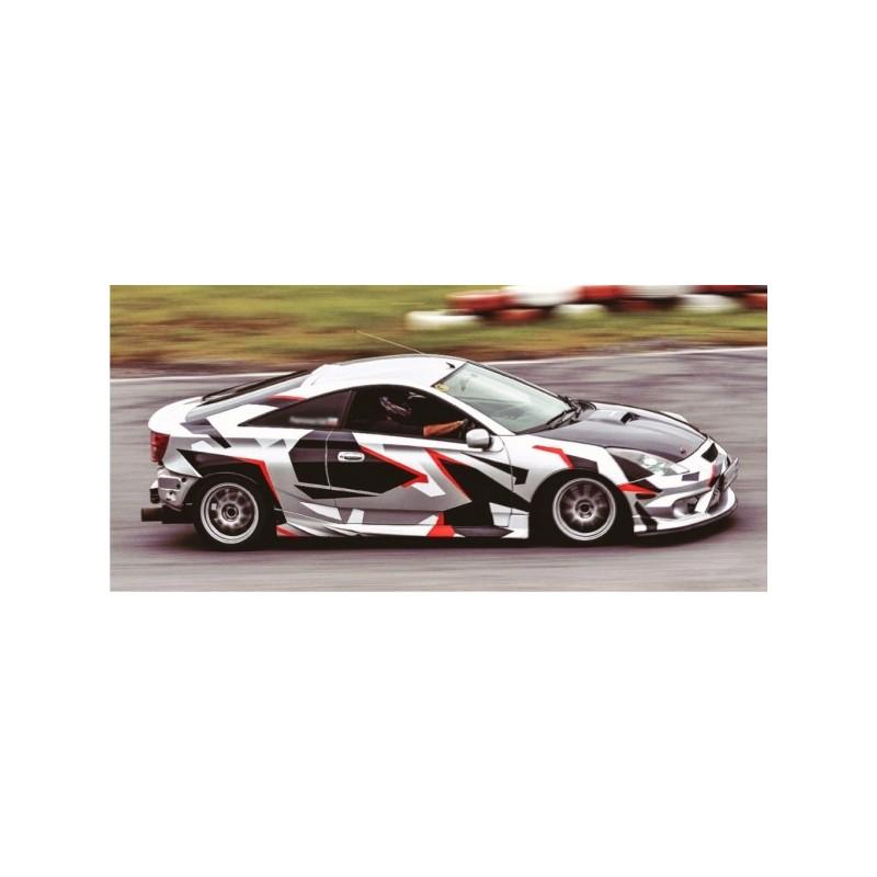 Kit déco racing 2 pour véhicules toutes marques