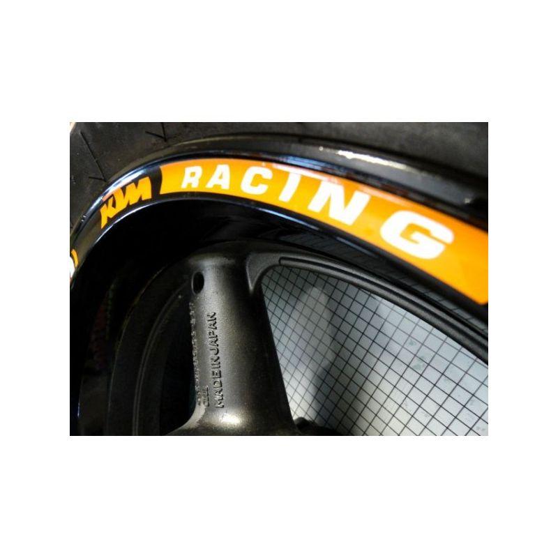 Liserets de jantes KTM Racing