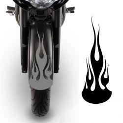 Déco pour garde boue - reservoir de moto 18