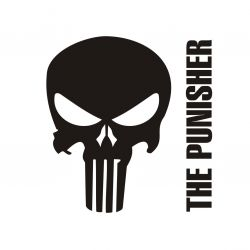Sticker The Punisher