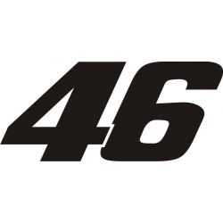 Sticker Moto GP - 46