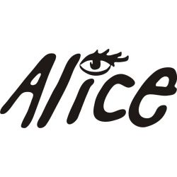 Sticker Moto GP - Sponsors - Alice