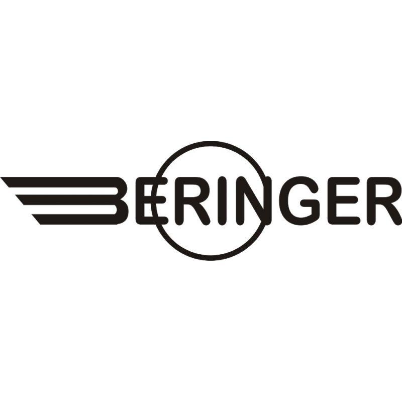 Sticker Moto GP - Sponsors - Beringer