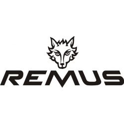 Sticker Moto GP - Sponsors - Remus 1