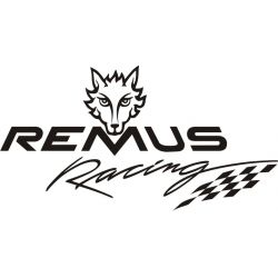 Sticker Moto GP - Sponsors - Remus Racing