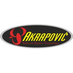 Sticker Moto GP - Sponsors - Akrapovic 1
