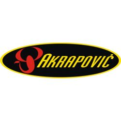 Sticker Moto GP - Sponsors - Akrapovic 2