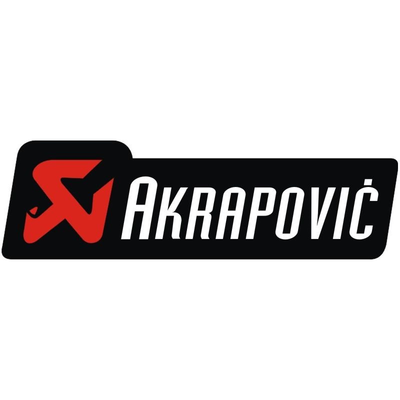 Sticker Moto GP - Sponsors - Akrapovic 4