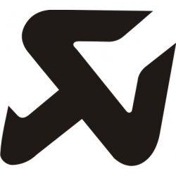 Sticker Moto GP - Sponsors - Akrapovic 9