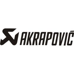 Sticker Moto GP - Sponsors - Akrapovic 11