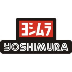 Sticker Moto GP - Sponsors - Yosh 1