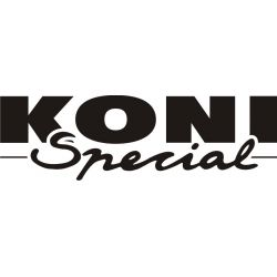 Sticker Moto GP - Sponsors - Koni 4