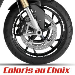 BMW R NINE T Stickers pour jante 1 coloris