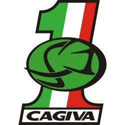 Sticker Cagiva Redesigned 39