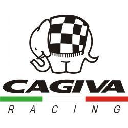 Sticker Cagiva Racing Redesigned 44