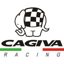 Sticker Cagiva Racing Redesigned 45