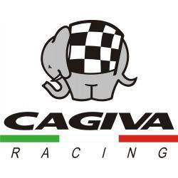 Sticker Cagiva Racing Redesigned 47