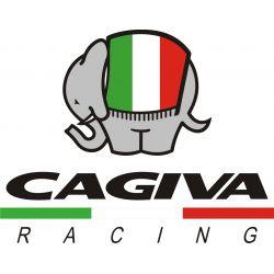 Sticker Cagiva Racing Redesigned 52