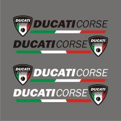 Ducati Corse Sticker - Autocollants 69