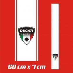 Ducati Corse Stickers - Bande Autocollante 89