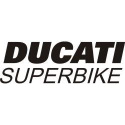 Ducati Superbike Sticker - Autocollant 146