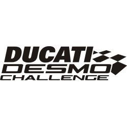 Ducati Desmo Challenge Sticker - Autocollant 151
