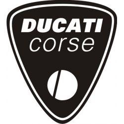 Ducati Corse Sticker - Autocollant 153