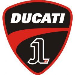 Ducati Sticker - Autocollant 183