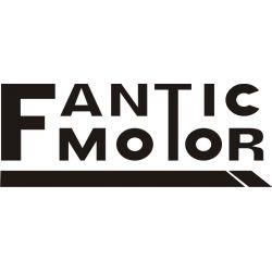 Fantic Motor Sticker - Autocollant 1